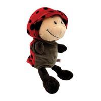 VIP Animal Puppet - Ladybug