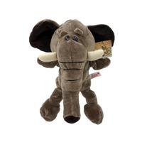 VIP Animal Puppet - Brown Elephant