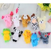 VIP Finger Puppet Set - Animals