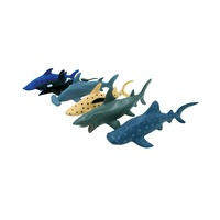 VIP Shark Family Figures