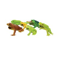 VIP Frogs Figures