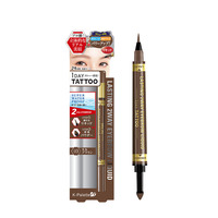 K-Palette 1 Day Tattoo R.Lasting 2Way Eyebrow Liner Mo Brwn