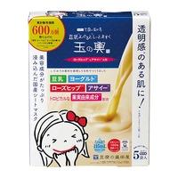 Tofu no Moritaya Sheet Mask - Radiant Skin