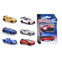 Majorette Vision Gran Turismo Set 2-Asst