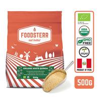 Foodsterr Organic White Quinoa