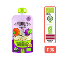 Rudolfs Puree Organic Mango Passion Oat Porridge