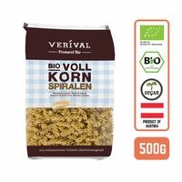 Verival Organic Italian Wholegrain Spirali Pasta - by Foodsterr