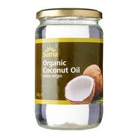 Suma Coconut Oil Extra Virgin