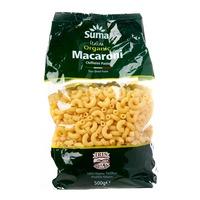 Suma Italian Organic Chifferini Macaroni