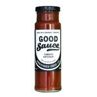 Undivided Food Co Good Sauce Tomato Ketchup