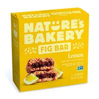 Nature's Bakery Whole Wheat Lemon Fig Bar