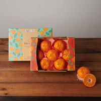 Korean Jeju Premium Redhyang Orange Appx 2Kg - By Culina