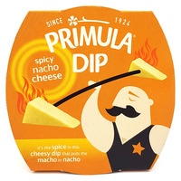 Primula Nacho Cheese Dip Gluten Free Suitable For Vegetarians