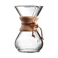 CHEMEX Classic 6-Cup Coffee Maker CM-6A (30oz)