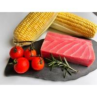 Catch Seafood Tuna Steak Saku