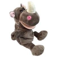 VIP Animal Hand Puppet - Rhinoceros