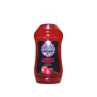 Biona Organic Tomato Ketchup Squeezy