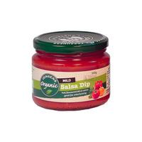 Jensens Organic Salsa Dip (Mild)