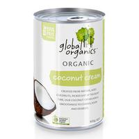 Global Organic Coconut Cream