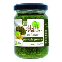 Global Organic Pesto Alla Genovese