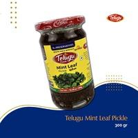Telugu Mint Leaf Pickle