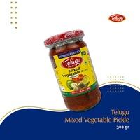 Telugu Mixed Vegetable Pickle
