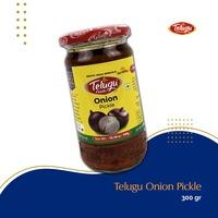 Telugu Onion Pickle