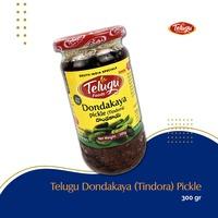 Telugu Tindora Pickle
