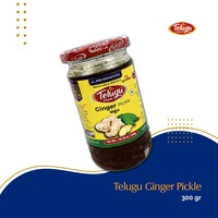 Telugu Ginger Pickle