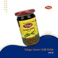 Telugu Green Chilli Pickle