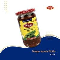 Telugu Karela Pickle