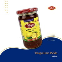 Telugu Lime Pickle