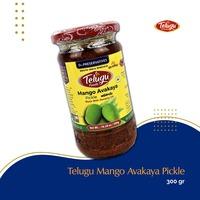 Telugu Mango Pickle