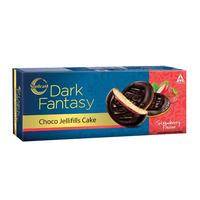 Sunfeast Dark Fantasy Choco Jellifills Cake Strawberry