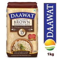 Daawat Quick Cooking Brown Basmati Rice - By Sonnamera