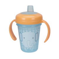 The First Years Stackable 7oz Soft Spout Trainer Cup - Blue