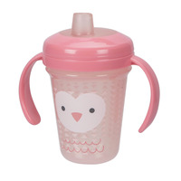 The First Years Stackable 7oz Soft Spout Trainer Cup - Pink C