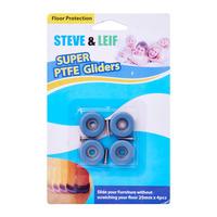 Steve & Leif Ptfe Super Gliders (22MM)