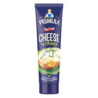 Primula Tube Cheese Chives Spreadable