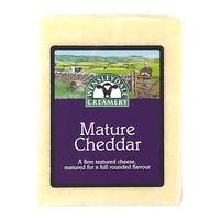 Wensleydale Creamery Mature Cheddar Parchment Block