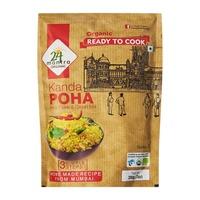 24 Mantra Organic Kanda Poha (Ethnic)