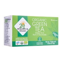 24 Mantra Organic Green Tea Bags