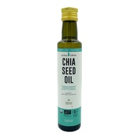 Nature's Superfoods Organic Cold-Pressed Chia Seed Oil