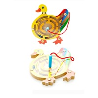 VIP Pin Ball Tracing Toy - Duck