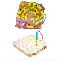 VIP Pin Ball Tracing Toy - Fish
