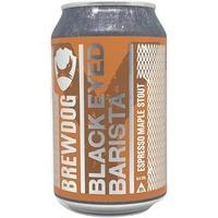 Brewdog Craft Beer - Black Eyed Barista