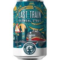 Fourpure Craft Beer - Last Train Oatmeal Stout