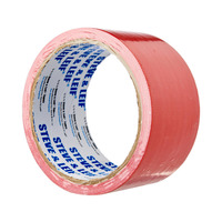 Steve & Leif Red Cloth Tape Red (48mm x 7m)