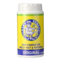 Gran's Remedy For Smelly Feet and Footwear Shoe Powder Original