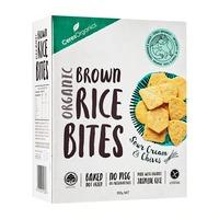 Ceres Organics Rice Bites Sour Crm & Chives Box